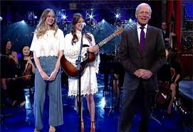 FIRST AID KIT: DAVID LETTERMAN