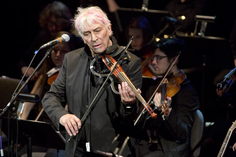 JOHN CALE WITH WORDLESS MUSIC ORCHESTRA