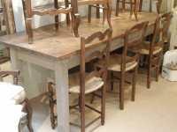 Farmhouse kitchen table - Gilli Hanna - Decorative Antiques