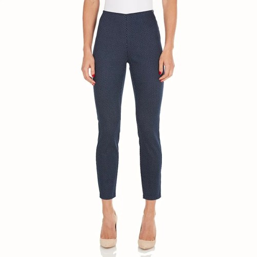 FDJ Slim Ankle Pull On Trousers Style 2783243.