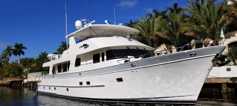Long Range Yachts For Sale Gilman Yachts
