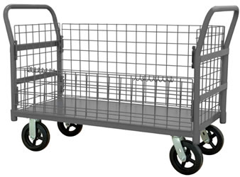 Wire Cage Carts, Cage Carts, Stock Carts, Wire Cage Trucks