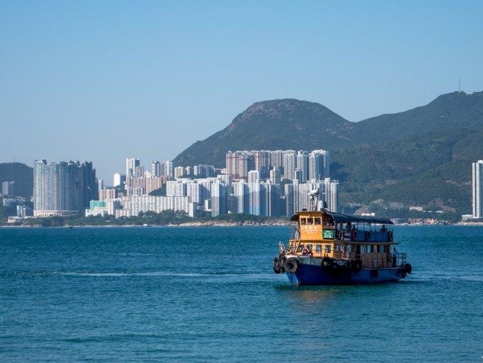 Express côtier - Hong Kong