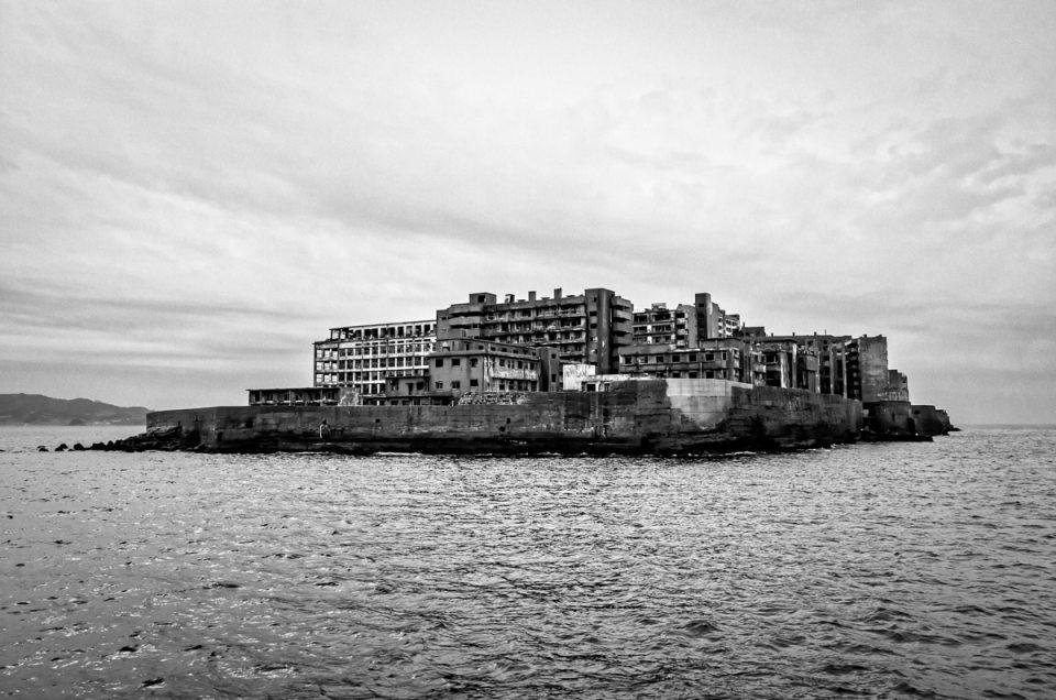 Gunkanjima, l'île navire de guerre