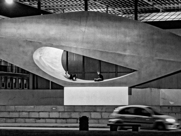 Dans l'œil du musée -MUMA Le Havre
