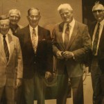 The Big News team with Gil, Ralph, Bill, Jerry and ___