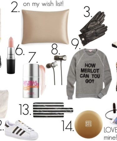 GIFT GUIDE FOR THE GIRLS: UNDER $100!