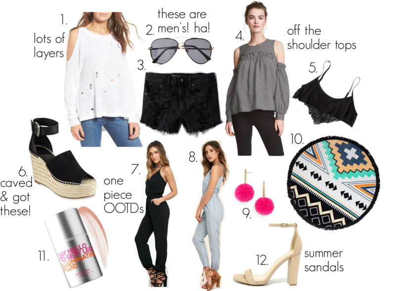 What To Wear Beach Weekend Baby Shower Gilty As Charged