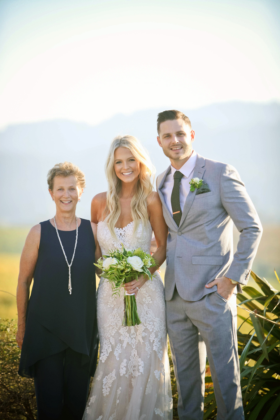 wine country wedding, blogger wedding