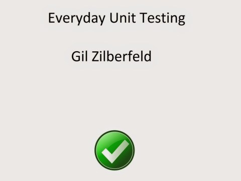Gil Zilberfeld's book Everyday Unit Testing