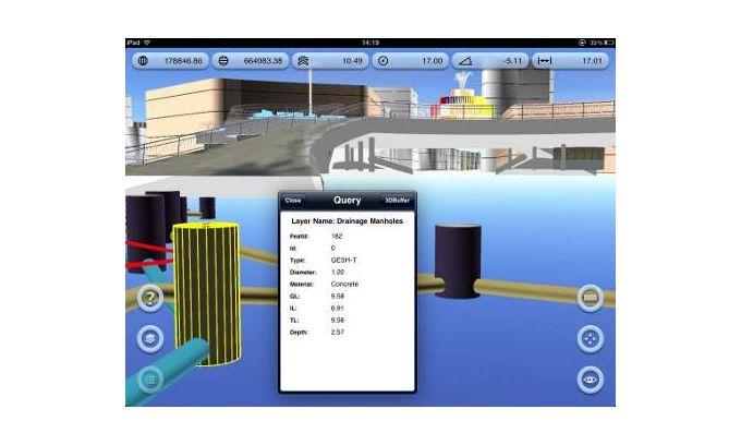 3D-GIS Cloud App for iPad and Smartphones   GIM International