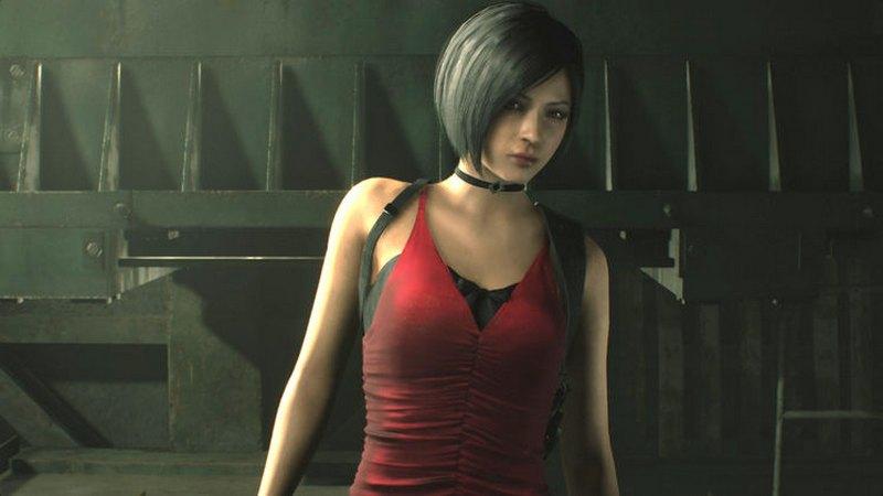 10 Karakter Cewek Resident Evil, yang Mana Waifu Kamu - Ada Wong