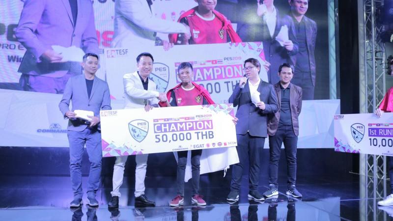 Indonesia Menjadi Raja di PES SEA Finals 2019 - Rizky Fadian