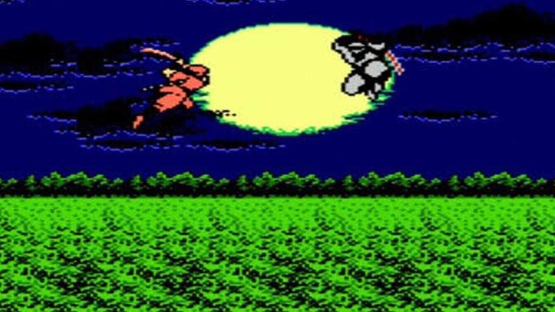 Ken Hayabusa Vs Bloody Malth – Ninja Gaiden