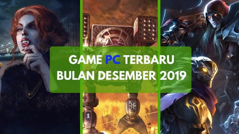 Game PC Terbaru Bulan Desember 2019
