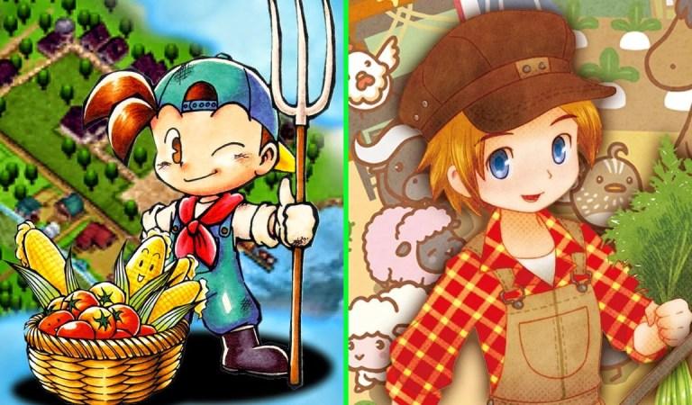 <em>Harvest Moon</em> vs. <em>Story of Seasons</em>, Kenapa Bisa Mirip dan Apa Bedanya?