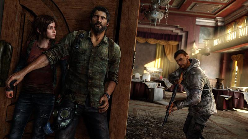 The Last of Us - Screenshot