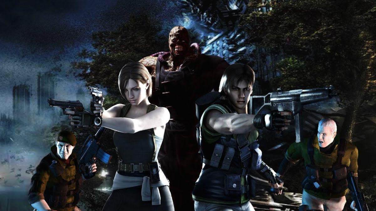 Nostalgia Review Resident Evil 3: Nemesis