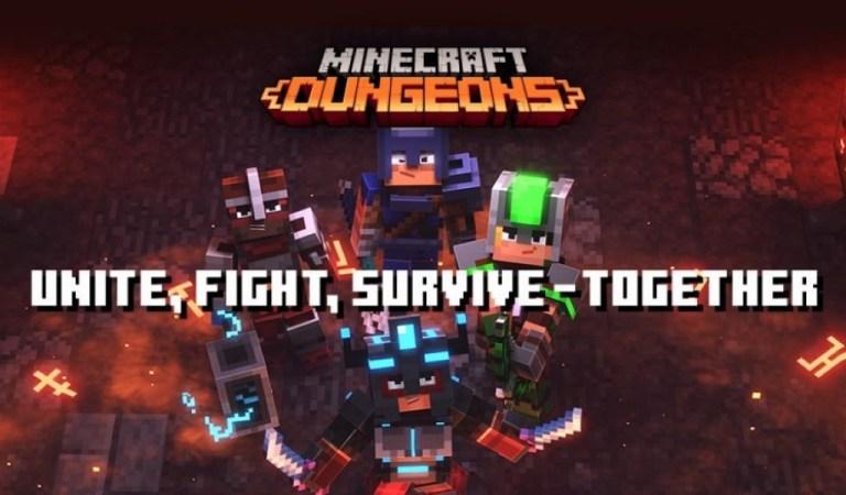 <em>Minecraft Dungeons</em> Akhirnya Dapat Dimainkan Secara <em>Cross-Platform</em>