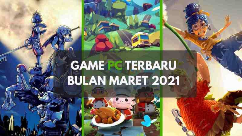 Game PC Terbaru Maret 2021