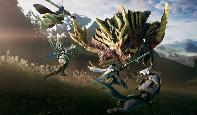 Cara Menunggangi Monster dengan Wyvern Ride di <em>Monster Hunter: Rise</em>
