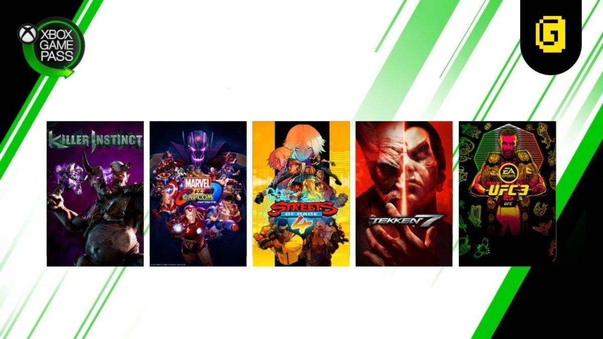 5 Game Fighting yang Wajib Kamu Mainkan di Xbox Game Pass