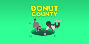 review donut county indonesia cover