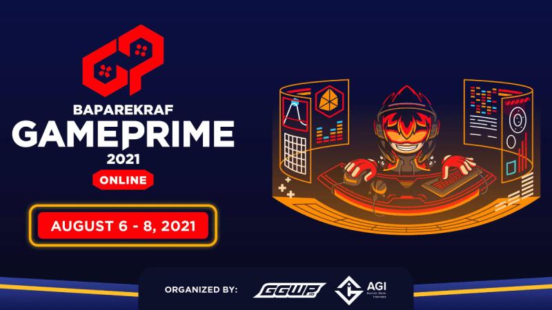 Baparekraf Game Prime 2021 Siap Digelar Pada 2-8 Agustus 2021 - Featured - Gimbot