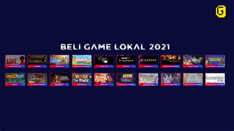 Diskon 20 Game Lokal di Hari Game Indonesia - Featured - Gimbot