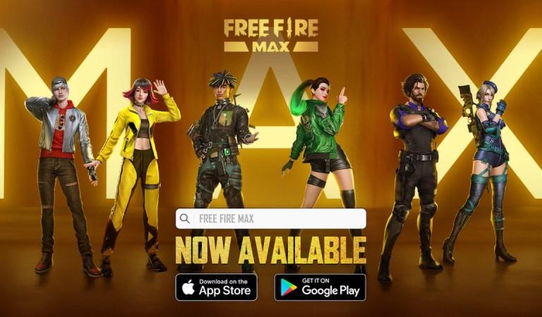 <em>Free Fire MAX</em> Rilis di Android dan iOS!