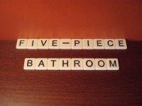 Five Piece Bathroom - Bathroom Design Ideas