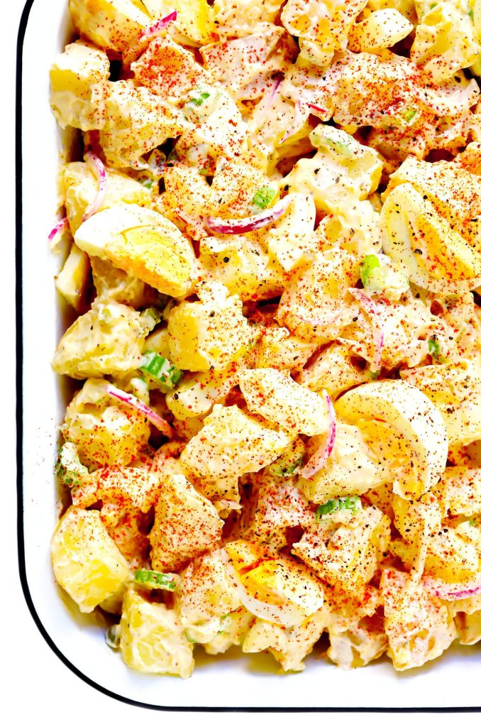 The BEST Potato Salad Recipe! | Gimme Some Oven
