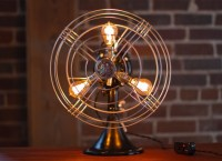Vintage Fan Lamp Giveaway! | Gimme Some Style
