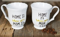 DIY Mother's Day Mug | Gimme Some Oven