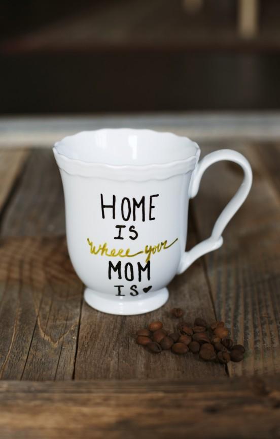 DIY Mother's Day Mug Gimme Some Oven
