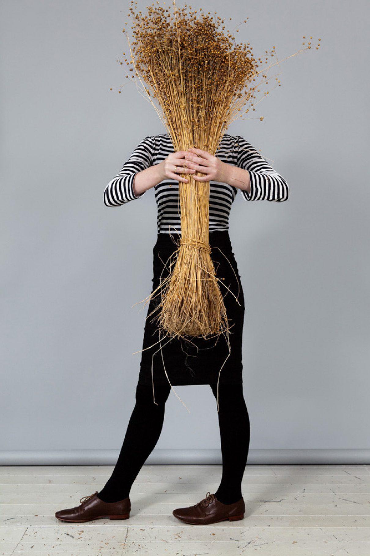 Fascinatie voor vlas  Gimmii Dutch Design
