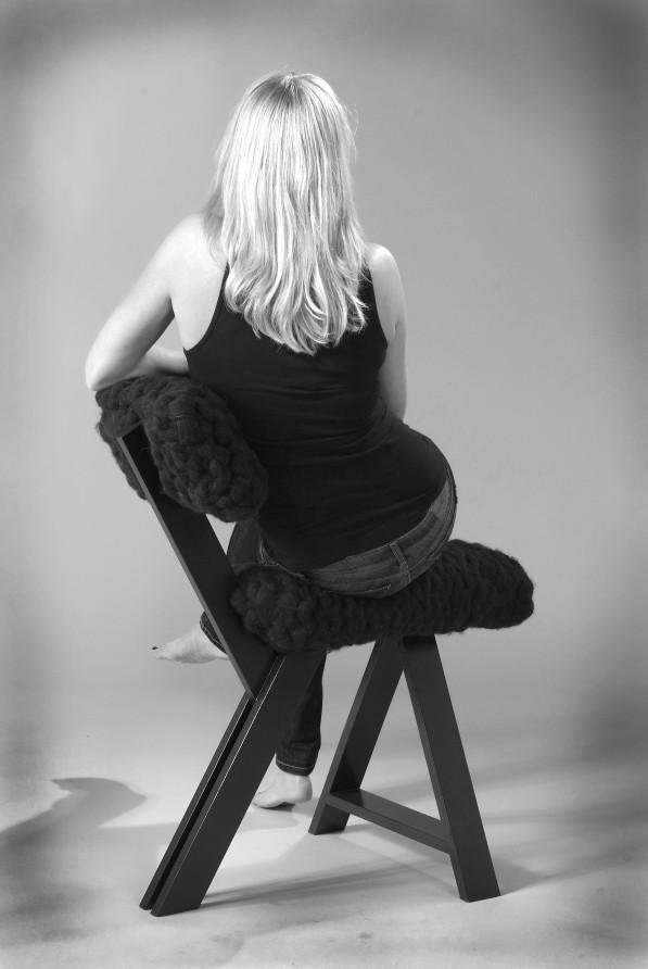 Sheep Chair van Jolanda van Goor  Gimmii Magazine webshop