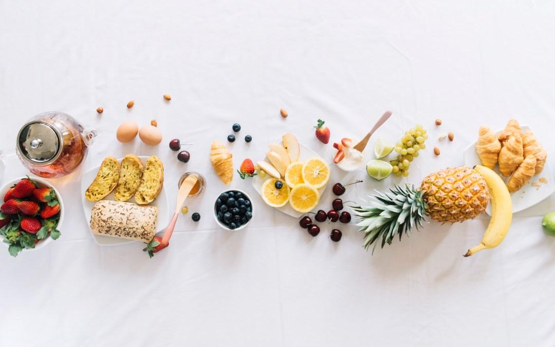 Los micronutrientes necesarios para deportistas