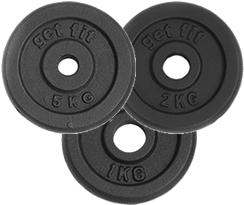 peso discos 8 kilogramos
