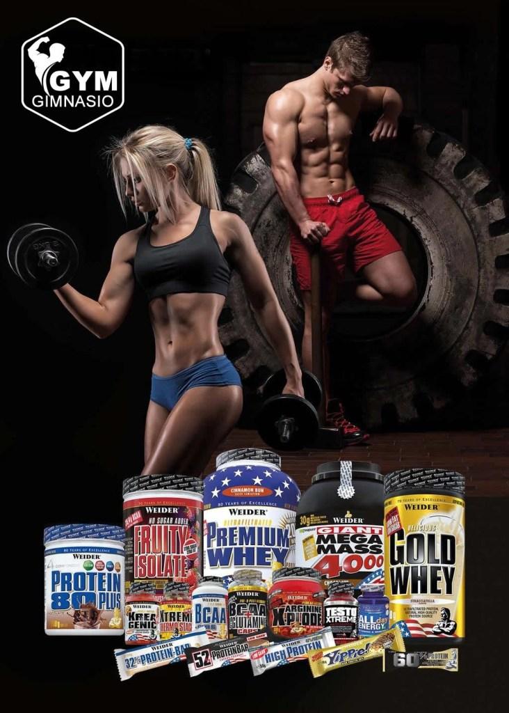 batidos de proteína
