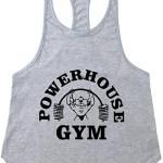 camiseta tirantes gym powerhouse