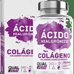 colágeno y ácido hialurónico