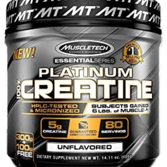 creatina muscletech
