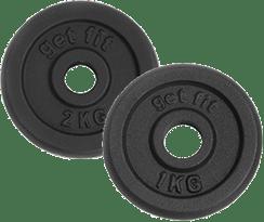 peso discos 3 kilogramos