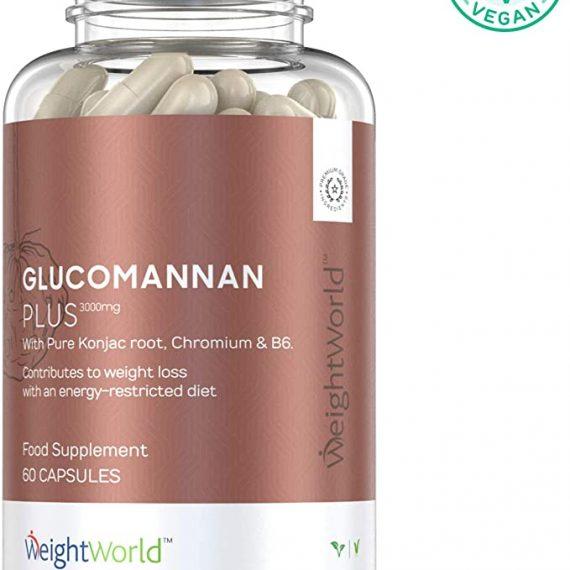 glucomanano weightworld