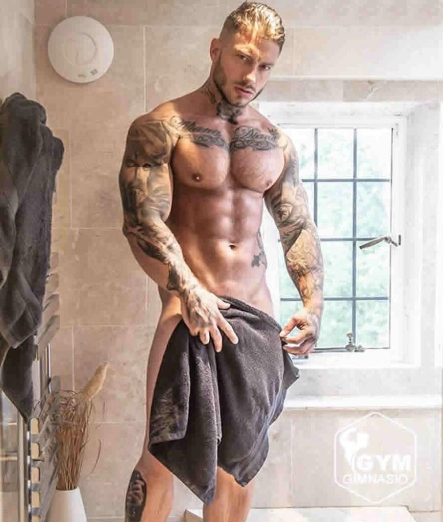 toallas para el gimnasio