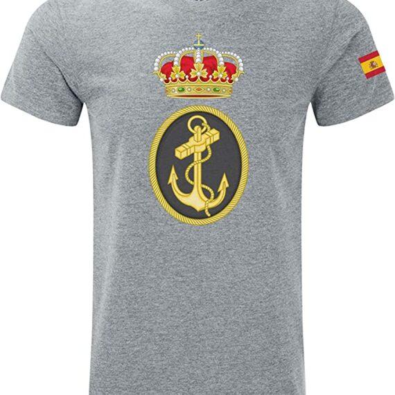 camiseta militar de la armada