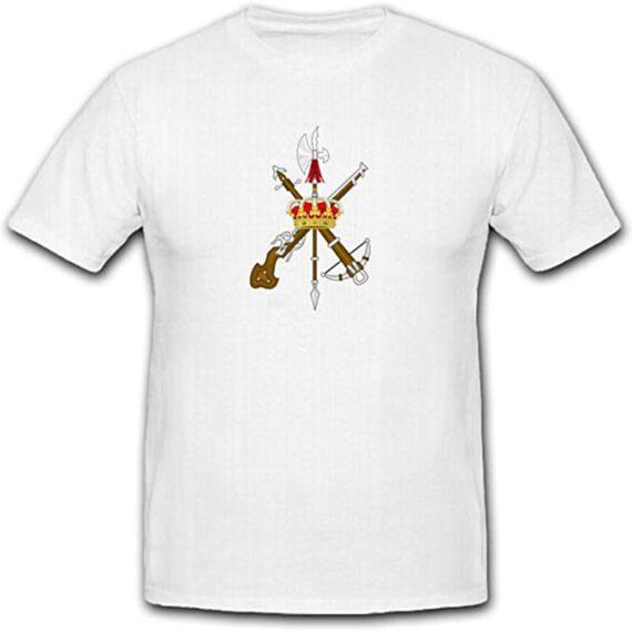 camiseta militar legión