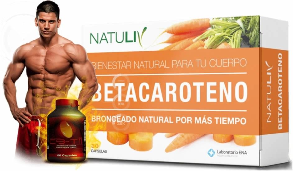beta caroteno