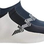 calcetines deportivos armani cortos